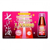 Nananomi Collagen LX8000 (8,000mg) - 10 bottles x 50 ml